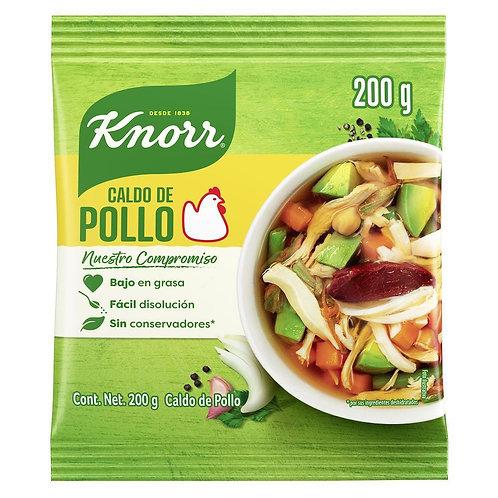 Knorr caldo de pollo 200 g