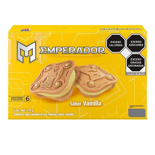 Galletas Emperador de Vainilla 6 pack