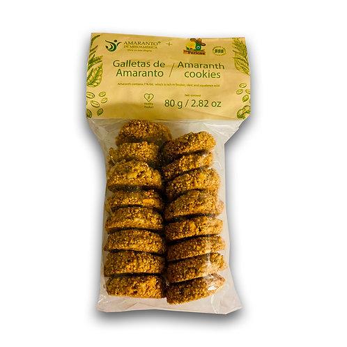 Galletas de amaranto/amaranth cookies 80g