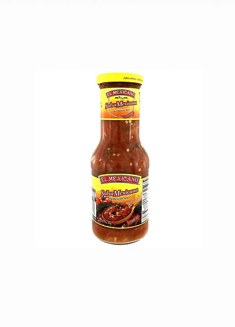 Mexican sauce El Mexicano 500g