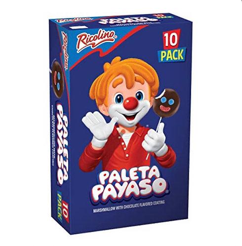 Paleta payaso box
