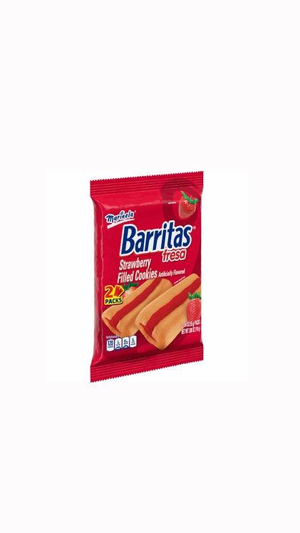 Barritas Marinela Strawberry 2 pack