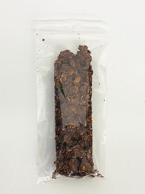 Dark chocolate & granola bar 60g