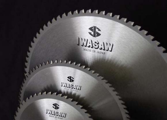 [IWASAW] Đĩa cắt khô cho Nhôm (Aluminum)