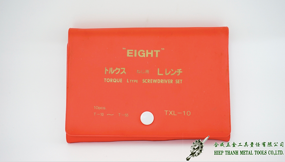 [Eight] TXL-10 | Bộ Lục giác đầu bông (10PCS)