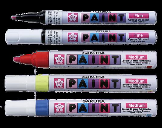 [SAKURA] Bút sơn nét Đậm & Thanh