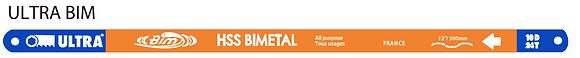[Ultra] Lưỡi cưa BIM | Bimetal