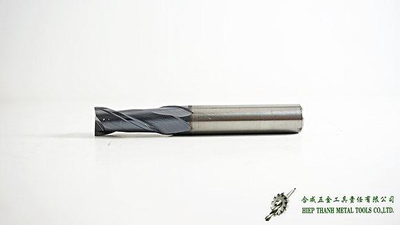 [Nachi] L9382 - Phay Hợp kim 2 me phủ TiAlN