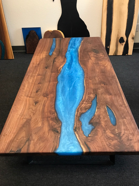 Walnut Lakes and River Table