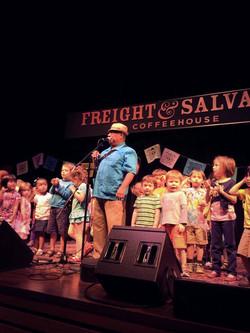 José-Luis Orozco Children's Concert