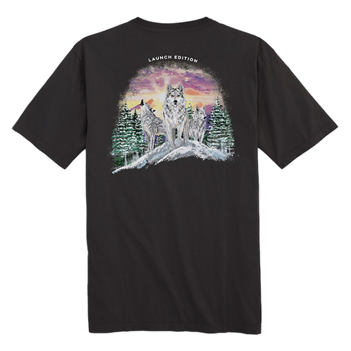 Launch Edition Arctic Wolf T-Shirt