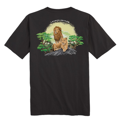 Launch Edition African Lion T-Shirt