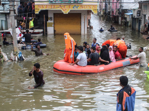 FLOODS IN HYDERABAD; A NATURAL OR MAN-MADE DISASTER?