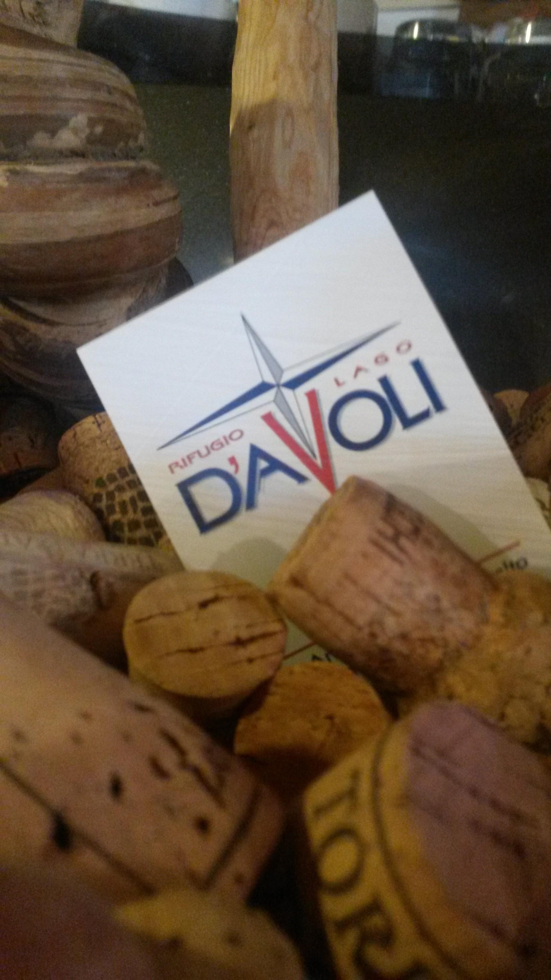 Logo Lago D'avoli