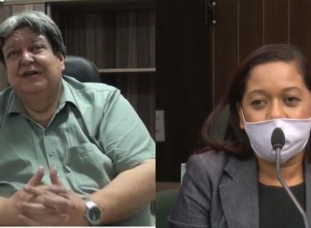 Murilo Roriz volta a ser administrador do Jardim do Ingá; Gleide retorna à câmara