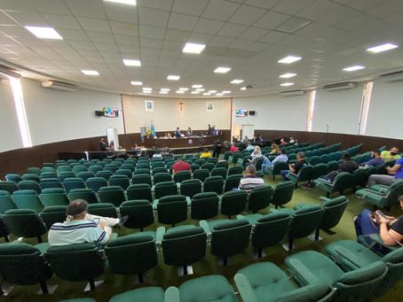 Trabalhos legislativos da Câmara Municipal de Luziânia voltam nesta quinta-feira