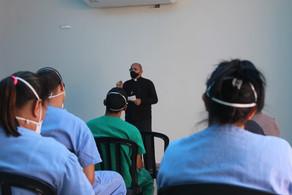 Hospital Estadual de Luziânia realiza palestra sobre o Setembro Amarelo
