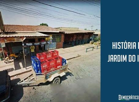 História do Jardim do Ingá: Supermercado Lima