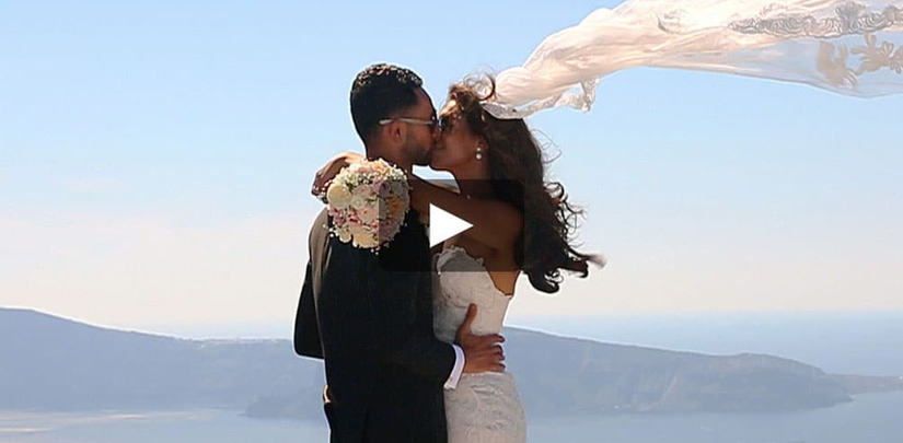 MATTHEW + MAROLA'S SANTORINI WEDDING FILM