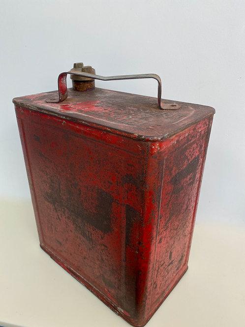 Vintage Valor Petrol Can
