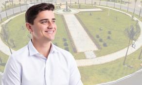 Diego Sorgatto é o prefeito eleito mais jovem de Luziânia