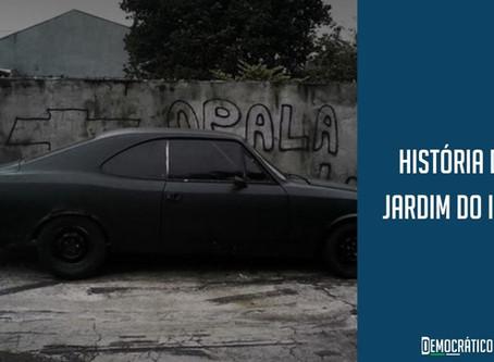 História do Jardim do Ingá: Opala preto
