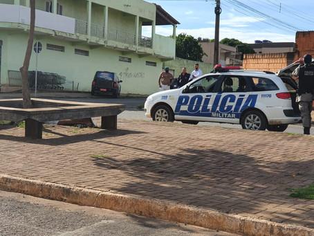 Homem morre em calçada de avenida do Jardim no Ingá