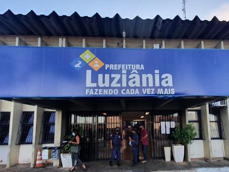 Prefeitura de Luziânia divulga decreto da não realização de ponto facultativo de Carnaval