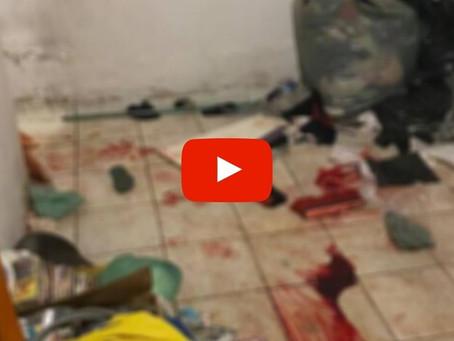 """VÍDEO: Em nome de """"Deus""""?; homem mata companheira a facadas no DF"""
