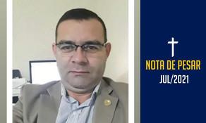 Nota de pesar: SGT. Auricélio Garcia