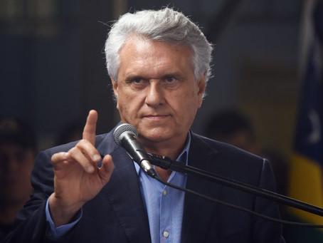 Caiado convoca prefeitos para tratar medidas para conter o Coronavírus; lockdown não está descartado