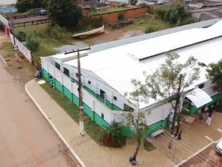 Distrito do Jardim do Ingá ganha primeira escola especial