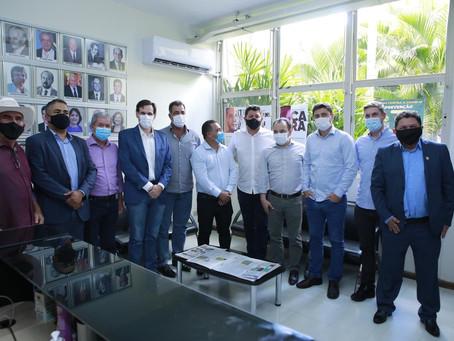 Prefeitos do entorno se reúnem em Goiânia para definir ações contra a pandemia