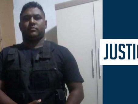 Esposa de segurança assassinado no Jardim Zuleika clama por justiça