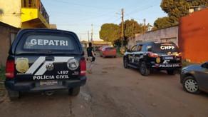 Polícia Civil de Luziânia captura membro de organização criminosa no Parque Mingone II