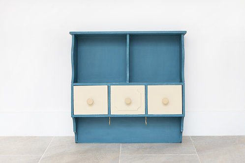 Hanging Shelf with Drawers