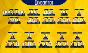 Conheça os vereadores e suplentes eleitos em Luziânia