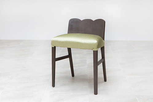 Short Backed Chair