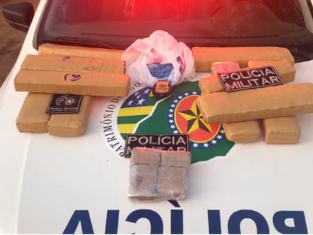 Servidor é preso suspeito de usar ambulância da prefeitura para transportar drogas, em Goiás