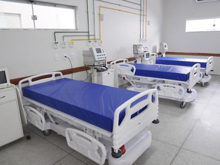 Hospital de Luziânia receberá mais 10 leitos de UTI