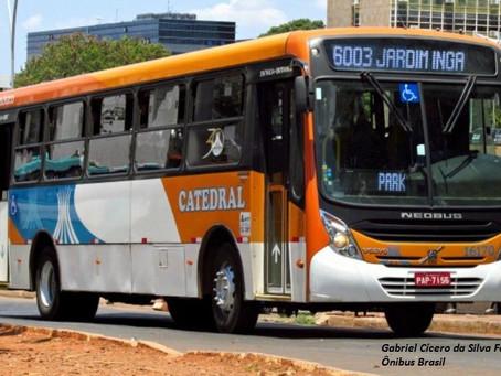 Tarifas de ônibus do Jardim do Ingá terão aumento a partir do próximo domingo (28)