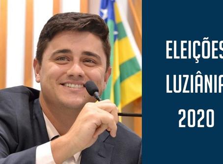 Diego Sorgatto articula bem e sai na frente pela disputa da prefeitura de Luziânia