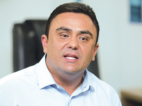 MP-GO aciona civil e criminalmente ex-prefeito Cristóvão por 76 nomeações irregulares