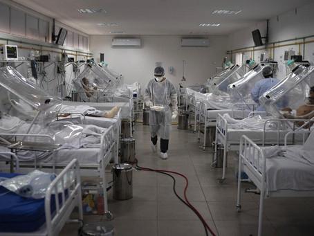 Hospital de Luziânia está com 100% dos leitos ocupados