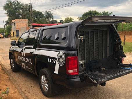 Polícia Civil fecha maior ponto de venda de crack do Jardim do Ingá