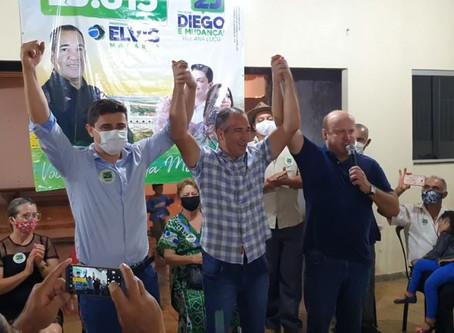 AGENDA POLÍTICA: Elvis Macário (DEM) lança campanha no bairro Jardim Planalto