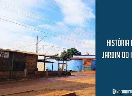 História do Jardim do Ingá: Parada do Jota Dias