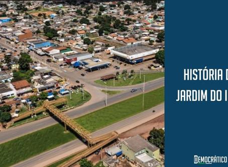 História do Jardim do Ingá: Criação do bairro