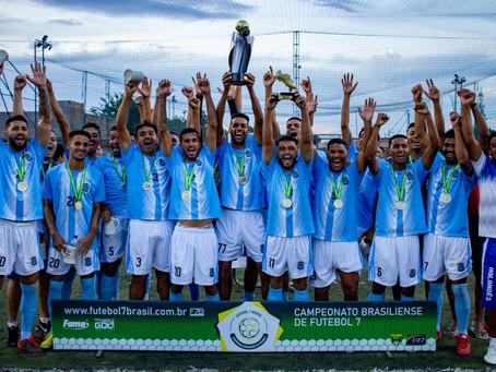 Time de futebol do Jardim do Ingá disputará Copa do Brasil 2021