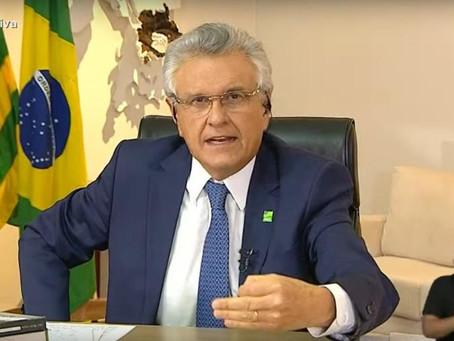 Caiado propõe adotar lei seca em Goiás para conter covid-19